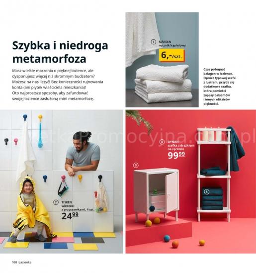 Ikea gazetka promocyjna od 2019-08-26, strona 168