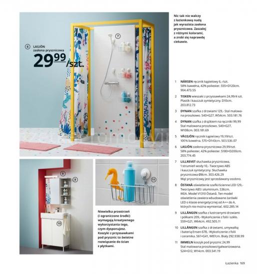 Ikea gazetka promocyjna od 2019-08-26, strona 169