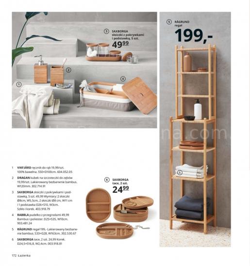 Ikea gazetka promocyjna od 2019-08-26, strona 172