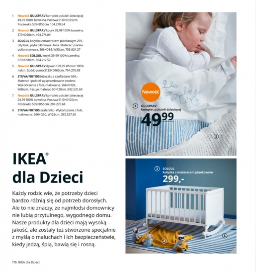 Ikea gazetka promocyjna od 2019-08-26, strona 176