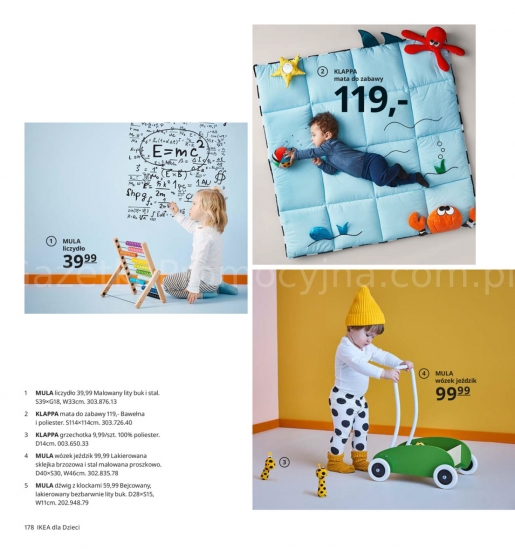 Ikea gazetka promocyjna od 2019-08-26, strona 178