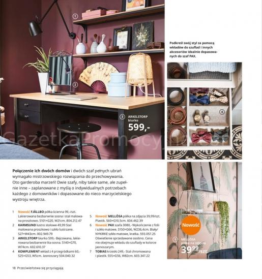 Ikea gazetka promocyjna od 2019-08-26, strona 18