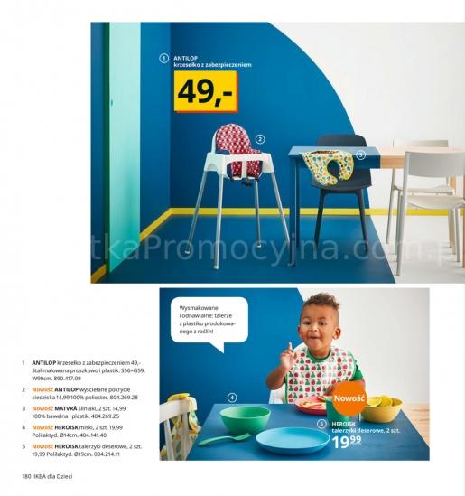 Ikea gazetka promocyjna od 2019-08-26, strona 180