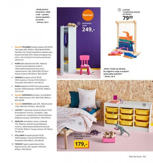 Ikea gazetka promocyjna od 2019-08-26, strona 183