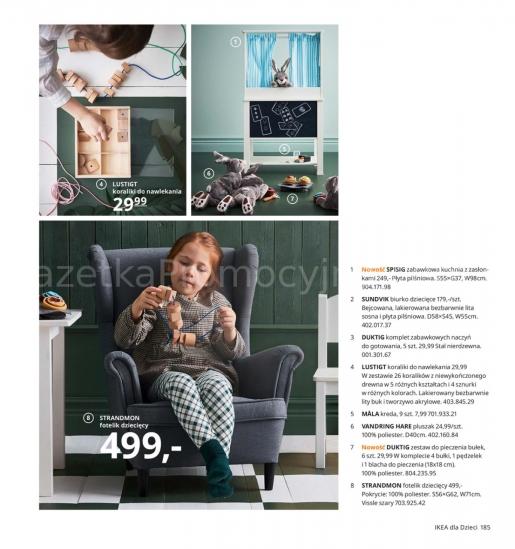 Ikea gazetka promocyjna od 2019-08-26, strona 185