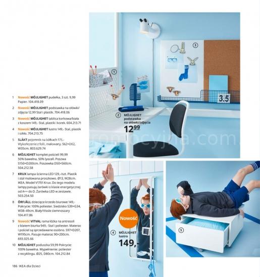 Ikea gazetka promocyjna od 2019-08-26, strona 186
