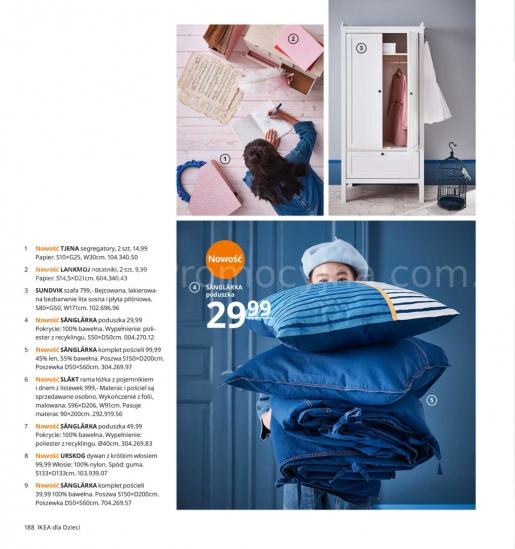 Ikea gazetka promocyjna od 2019-08-26, strona 188