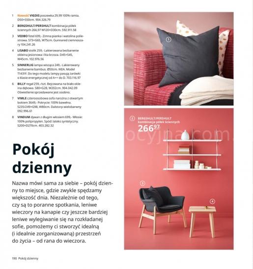 Ikea gazetka promocyjna od 2019-08-26, strona 190