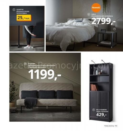 Ikea gazetka promocyjna od 2019-08-26, strona 193
