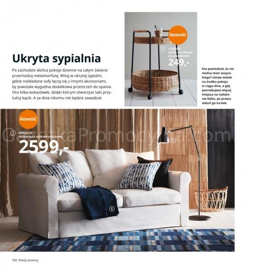Ikea gazetka promocyjna od 2019-08-26, strona 194