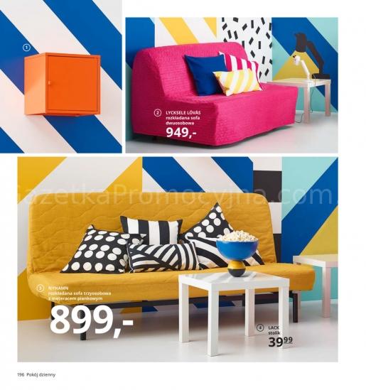 Ikea gazetka promocyjna od 2019-08-26, strona 196