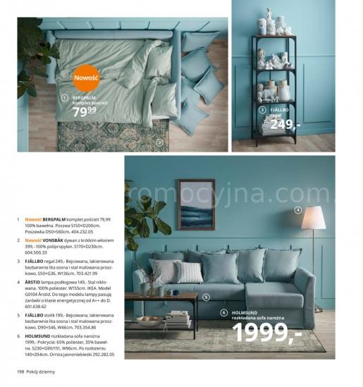 Ikea gazetka promocyjna od 2019-08-26, strona 198