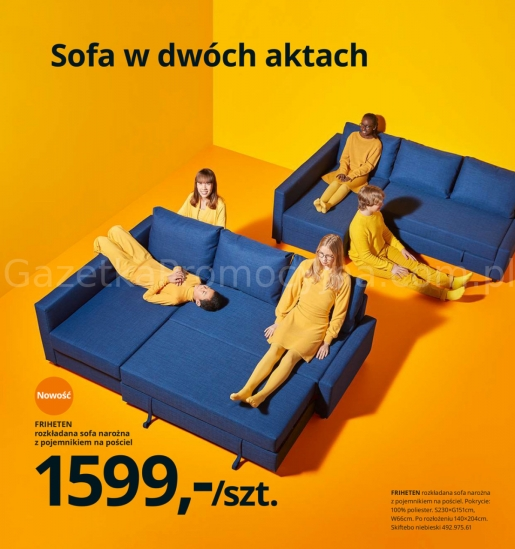Ikea gazetka promocyjna od 2019-08-26, strona 199