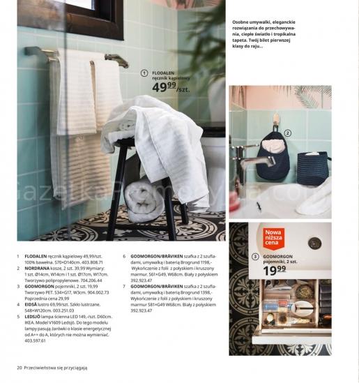 Ikea gazetka promocyjna od 2019-08-26, strona 20