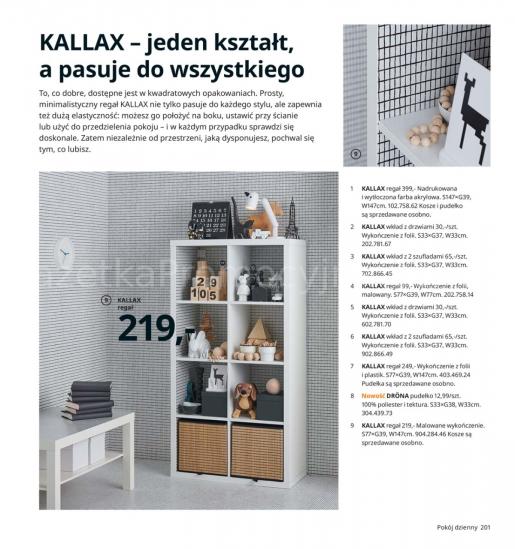 Ikea gazetka promocyjna od 2019-08-26, strona 201