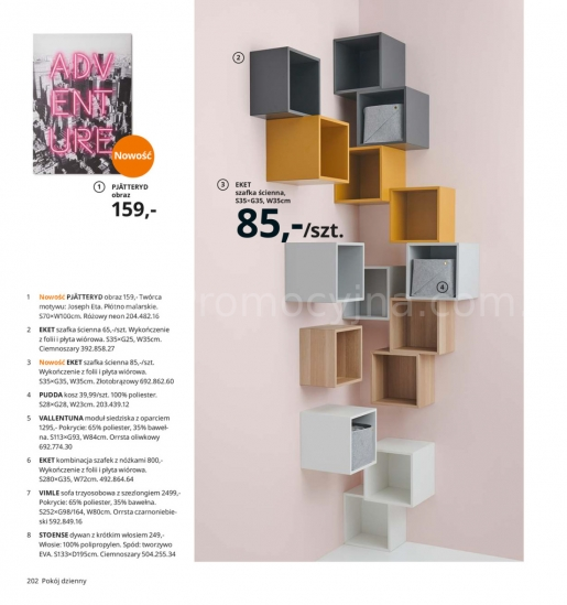 Ikea gazetka promocyjna od 2019-08-26, strona 202