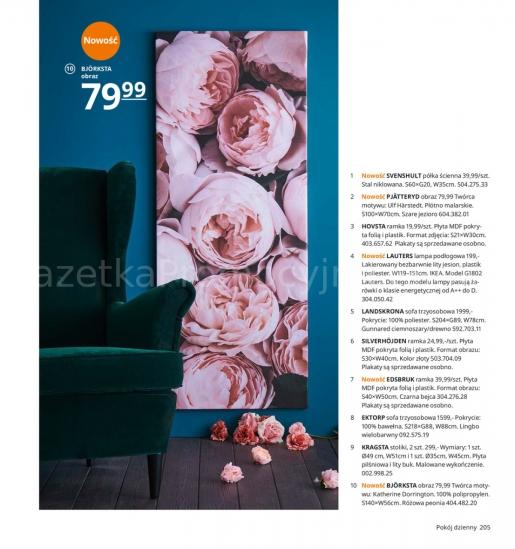 Ikea gazetka promocyjna od 2019-08-26, strona 205