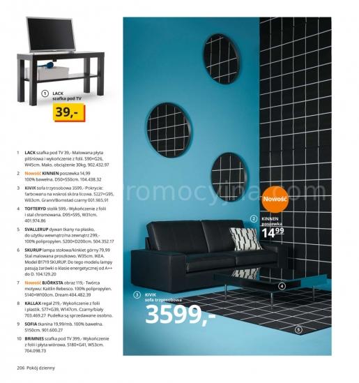 Ikea gazetka promocyjna od 2019-08-26, strona 206