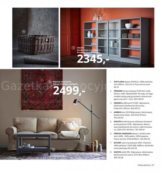 Ikea gazetka promocyjna od 2019-08-26, strona 211