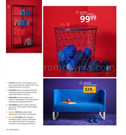 Ikea gazetka promocyjna od 2019-08-26, strona 212