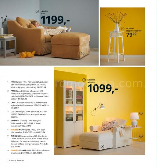 Ikea gazetka promocyjna od 2019-08-26, strona 214