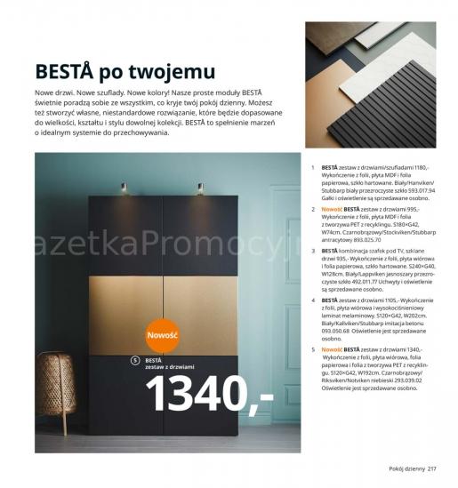 Ikea gazetka promocyjna od 2019-08-26, strona 217