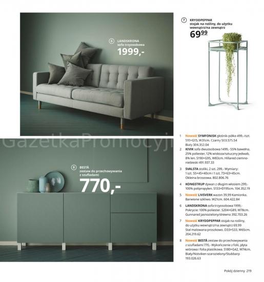Ikea gazetka promocyjna od 2019-08-26, strona 219