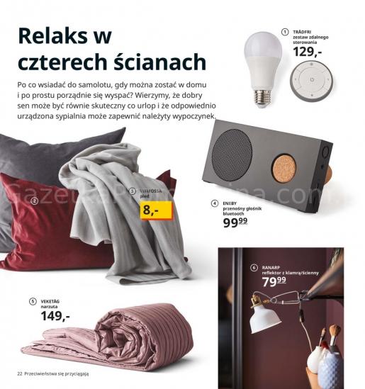 Ikea gazetka promocyjna od 2019-08-26, strona 22