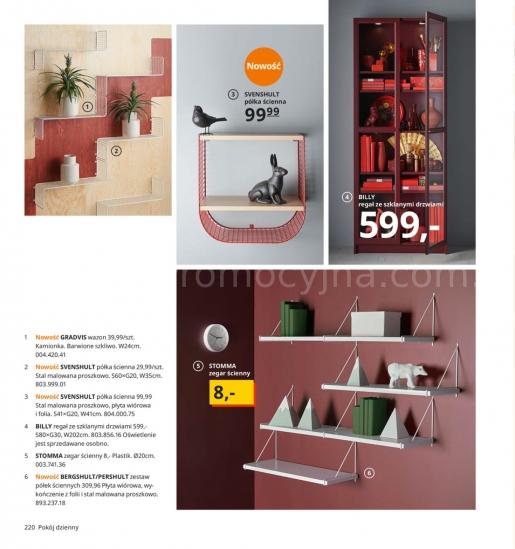 Ikea gazetka promocyjna od 2019-08-26, strona 220
