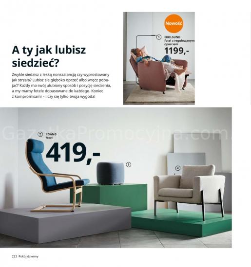 Ikea gazetka promocyjna od 2019-08-26, strona 222