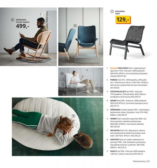 Ikea gazetka promocyjna od 2019-08-26, strona 223