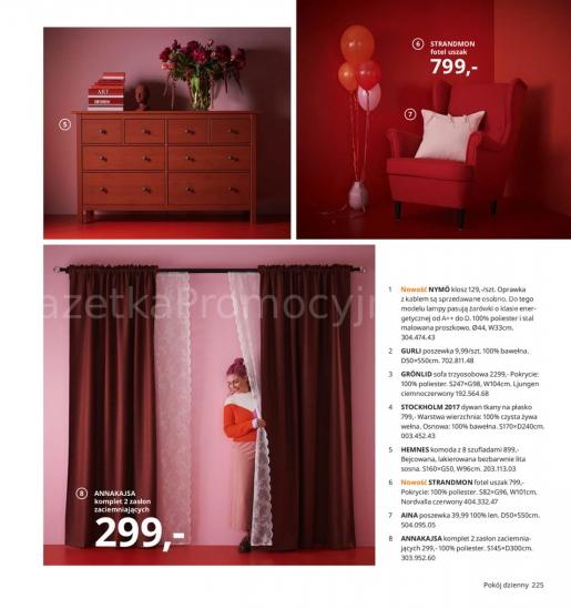Ikea gazetka promocyjna od 2019-08-26, strona 225