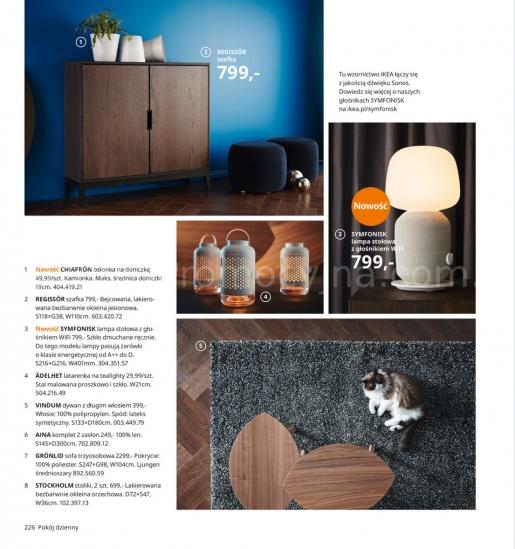 Ikea gazetka promocyjna od 2019-08-26, strona 226