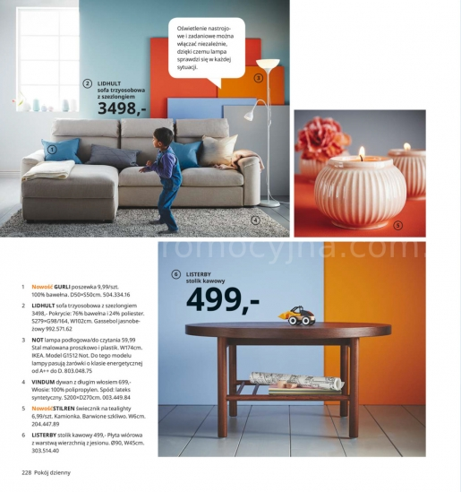 Ikea gazetka promocyjna od 2019-08-26, strona 228