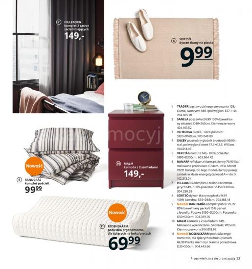 Ikea gazetka promocyjna od 2019-08-26, strona 23