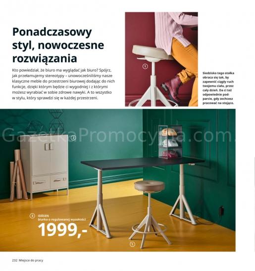 Ikea gazetka promocyjna od 2019-08-26, strona 232