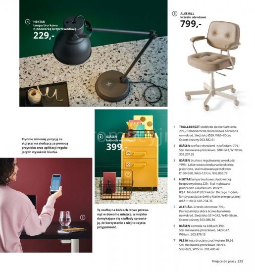 Ikea gazetka promocyjna od 2019-08-26, strona 233