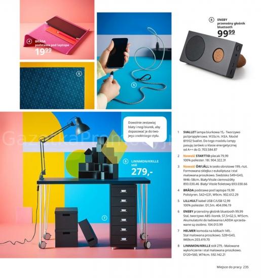 Ikea gazetka promocyjna od 2019-08-26, strona 235