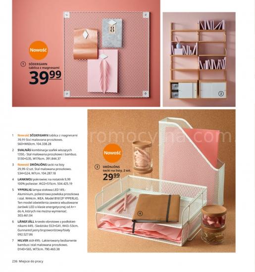 Ikea gazetka promocyjna od 2019-08-26, strona 236