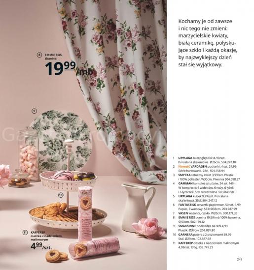 Ikea gazetka promocyjna od 2019-08-26, strona 241