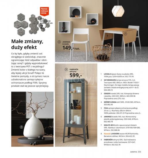 Ikea gazetka promocyjna od 2019-08-26, strona 253