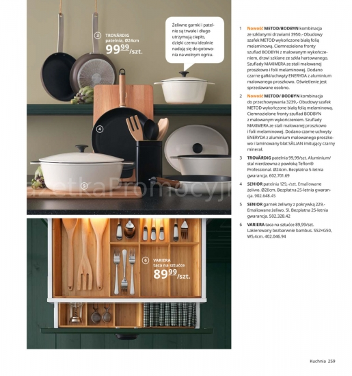 Ikea gazetka promocyjna od 2019-08-26, strona 259