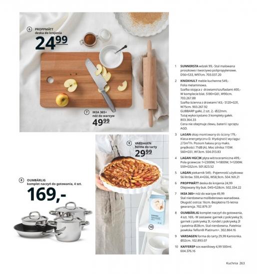 Ikea gazetka promocyjna od 2019-08-26, strona 263