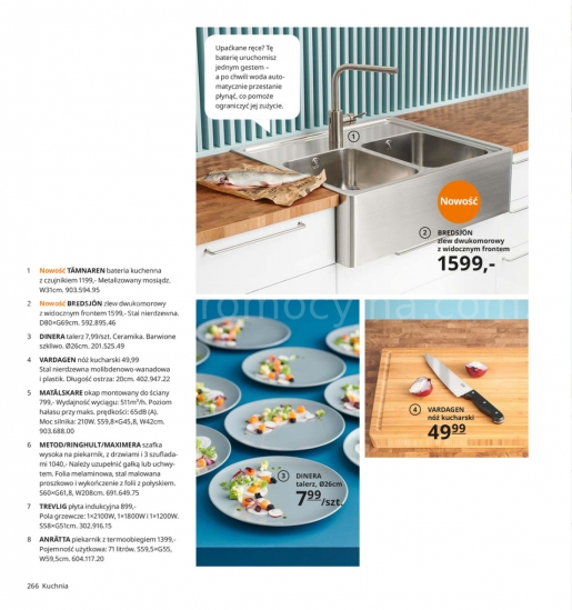 Ikea gazetka promocyjna od 2019-08-26, strona 266