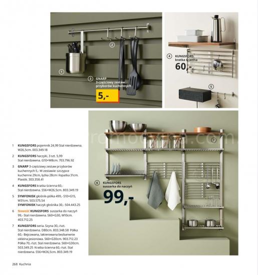 Ikea gazetka promocyjna od 2019-08-26, strona 268