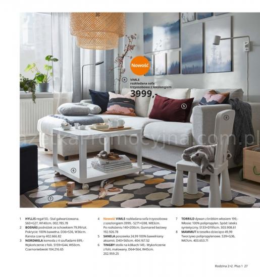 Ikea gazetka promocyjna od 2019-08-26, strona 27