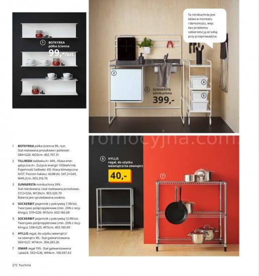 Ikea gazetka promocyjna od 2019-08-26, strona 272