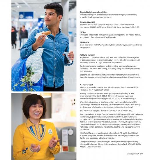 Ikea gazetka promocyjna od 2019-08-26, strona 277