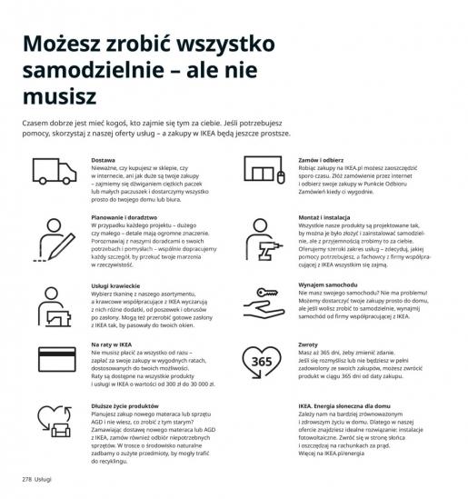 Ikea gazetka promocyjna od 2019-08-26, strona 278