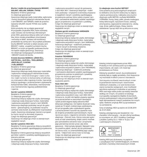 Ikea gazetka promocyjna od 2019-08-26, strona 281